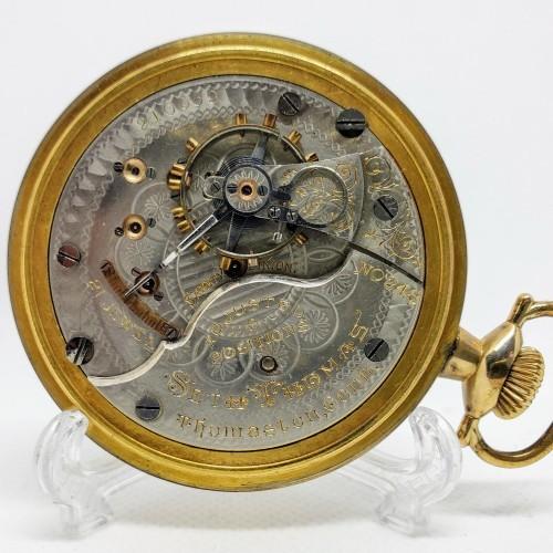 Seth Thomas Grade 248 Pocket Watch Image
