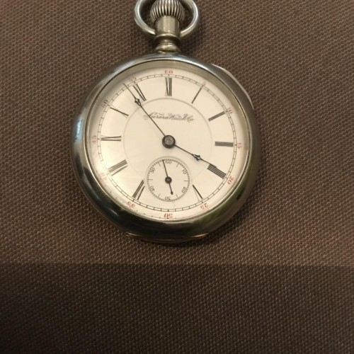Aurora Watch Co. Grade 7 Pocket Watch Image