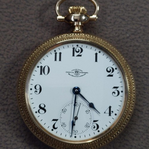 Ball - Hamilton Grade 999G Pocket Watch Image