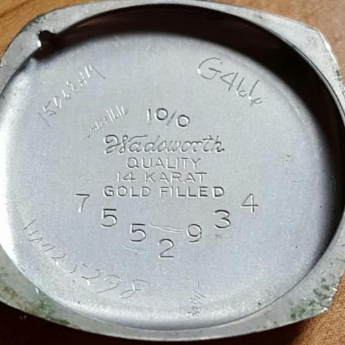 Elgin Grade 447 Pocket Watch Image