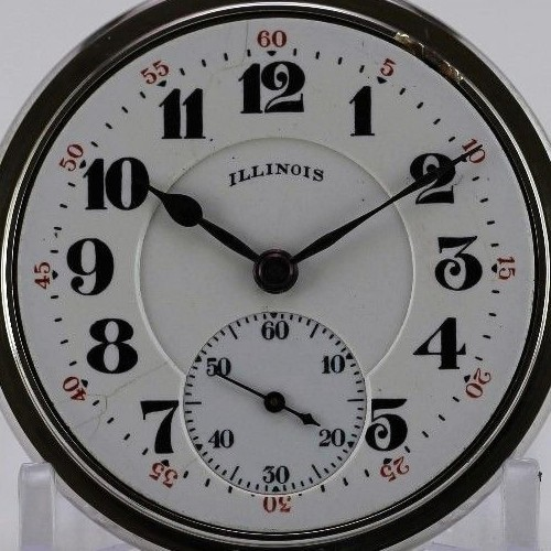 Image of Illinois Bunn Special #4006102 Dial