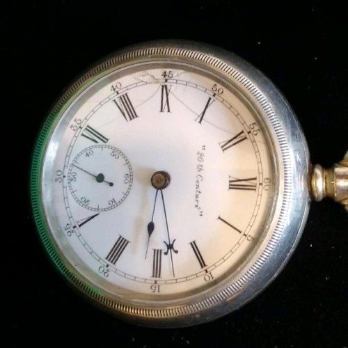 Seth Thomas Grade 106 Pocket Watch Image