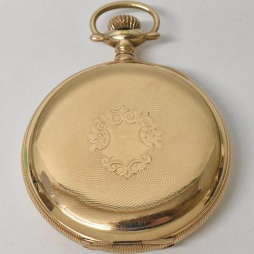 E. Howard Watch Co. (Keystone) Grade Series 1 Pocket Watch Image