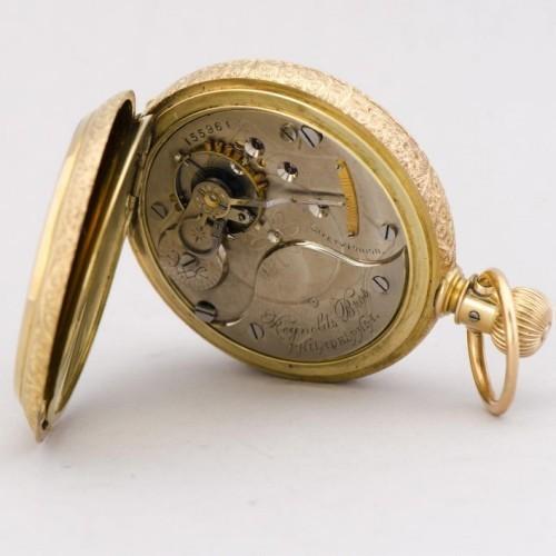 Columbus Watch Co. Grade 22 Pocket Watch Image