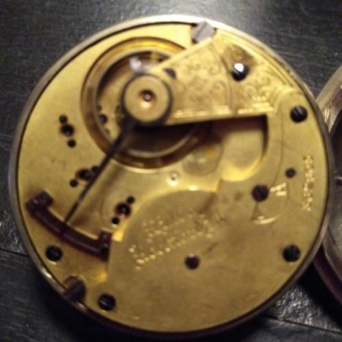 Rockford Grade 67 Pocket Watch Image