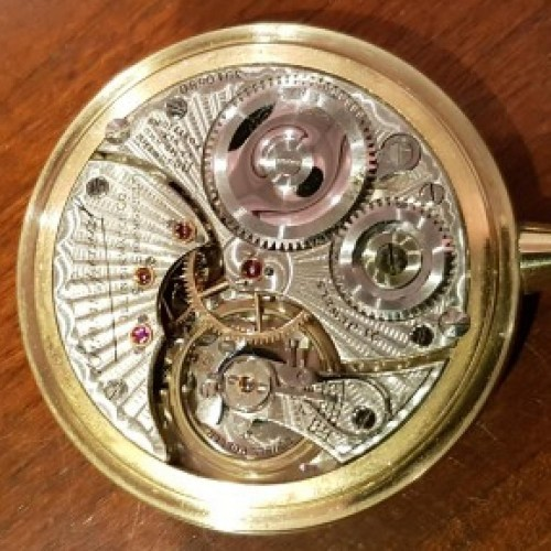 Image of Illinois Bunn Special #3910680 Movement