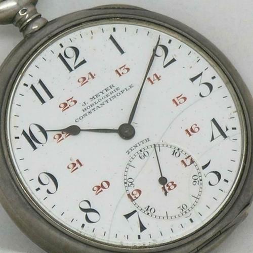 Zenith Grade Zenith early 1900's Pocket Watch Image