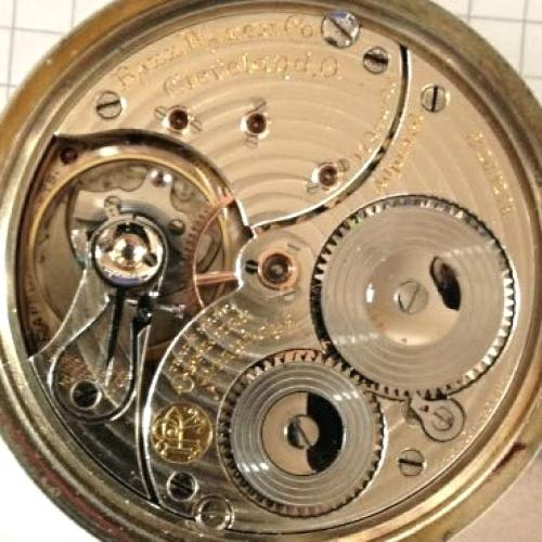 Image of Ball - Waltham Official Standard #B205278 Movement