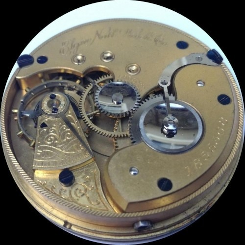 Elgin Grade 98 Pocket Watch Image