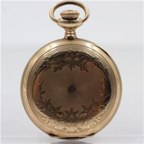 Elgin Grade 318 Pocket Watch Image