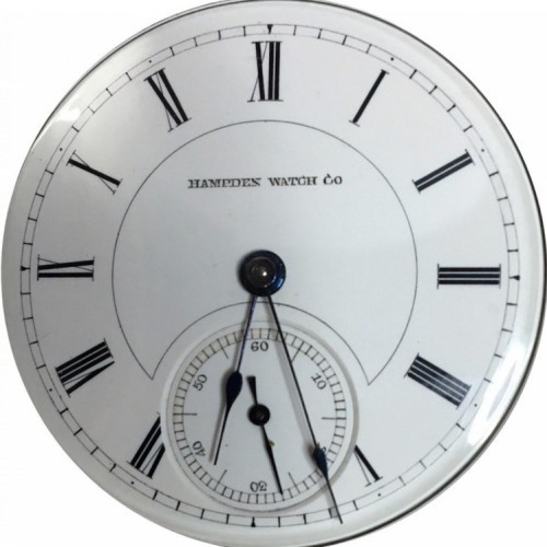 Image of Hampden No. 70 #433814 Dial