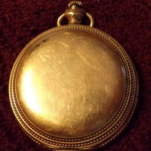 Seth Thomas Grade 182 Pocket Watch Image