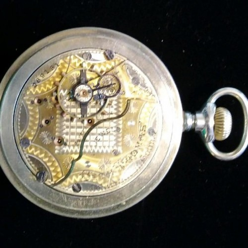 Seth Thomas Grade Special Pocket Watch Image