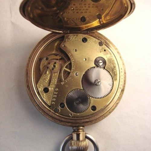 Other Grade Thos Russel & Son Pocket Watch Image