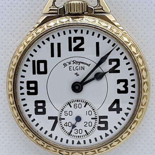 Image of Elgin 571 #I279838 Dial