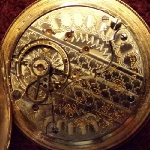 Rockford Grade 810 Pocket Watch Image