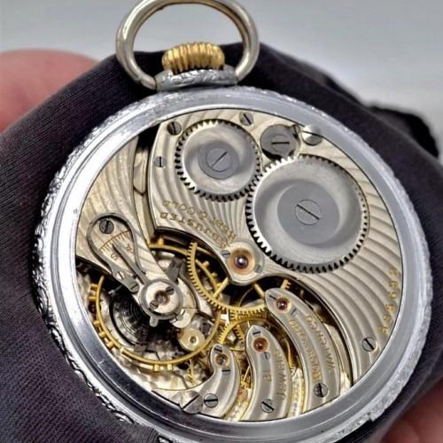 Rockford Grade 375 Pocket Watch Image