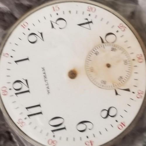 Waltham Grade No. 235 Pocket Watch Image