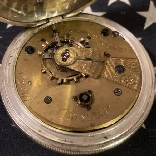 Tremont Watch Co. Grade Tremont Watch Co. Pocket Watch