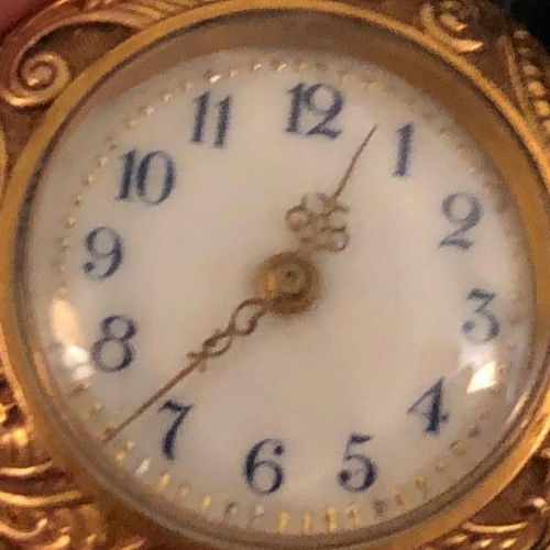 Image of New England Watch Co.  #326008 Dial