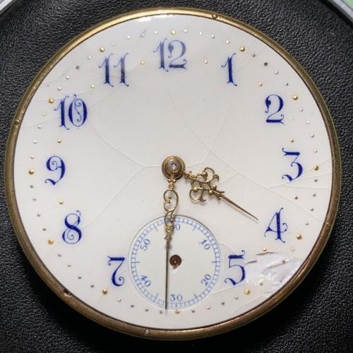 Waterbury Watch Co. Grade Series R Pocket Watch Image