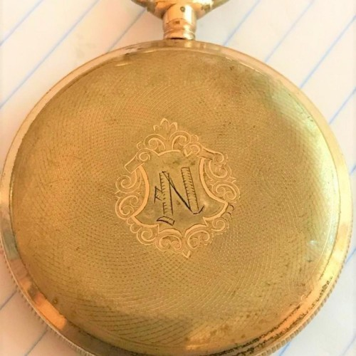 Image of New York Standard Watch Co.  #BD058406 Case
