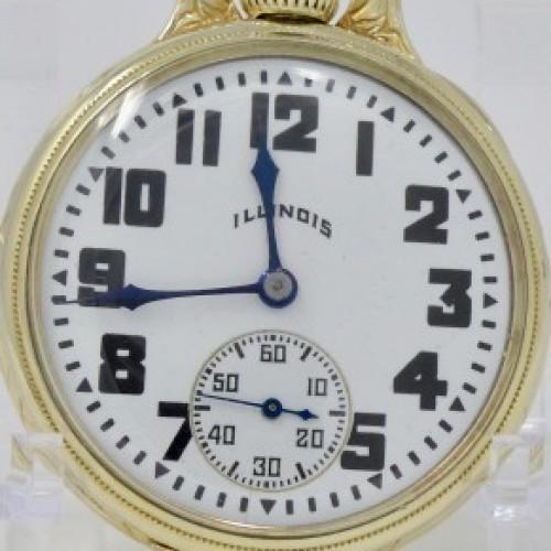 Illinois Grade Sangamo Special Pocket Watch Image
