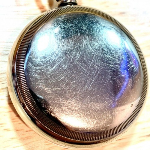 Elgin Grade 208 Pocket Watch Image