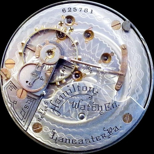 Image of Hamilton 925 #625781 Movement