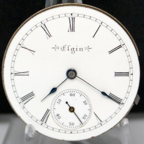 Elgin Grade 173 Pocket Watch Image