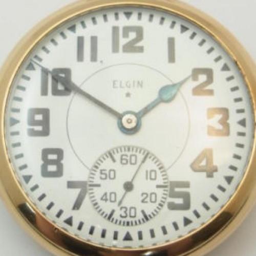 Image of Elgin 455 #21448953 Dial
