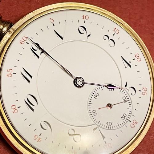 Hamilton Grade Hayden W. Wheeler Pocket Watch Image
