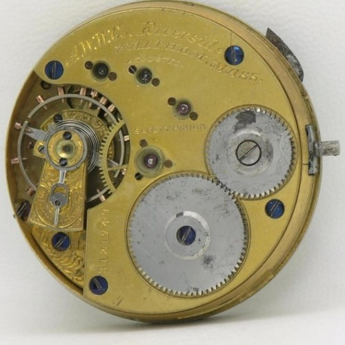 Waltham Grade  Pocket Watch Image