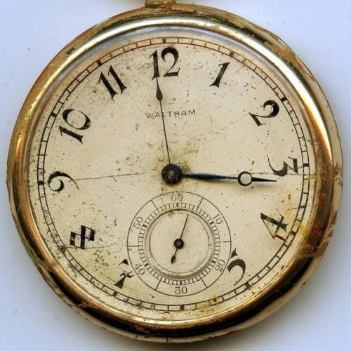 Waltham Grade No. 1425 Pocket Watch Image