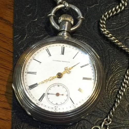 Illinois Grade 101 Pocket Watch Image