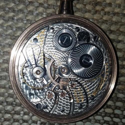 Rockford Grade 405 Pocket Watch