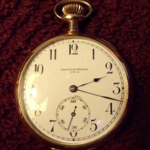 Illinois Grade 509 Pocket Watch