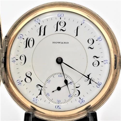 E. Howard Watch Co. (Keystone) Grade Series 2 Pocket Watch
