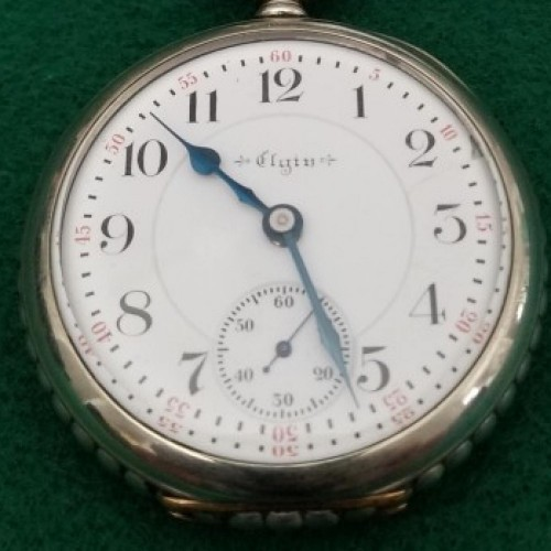 Elgin Grade 266 Pocket Watch Image