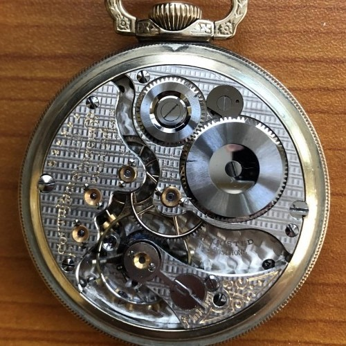 South Bend Grade 298 Pocket Watch Image