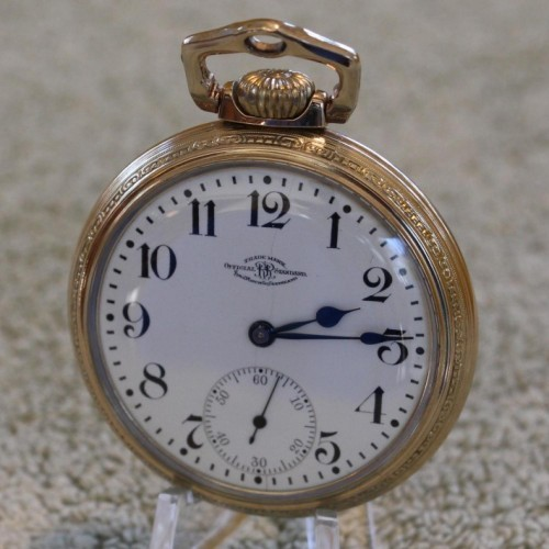 Image of Ball - Waltham Official Standard #B236531 Dial
