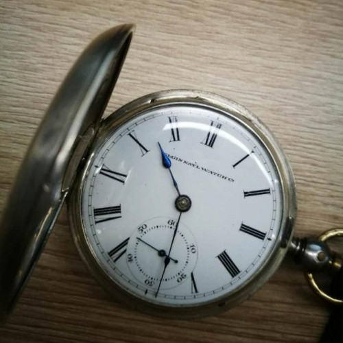 Elgin Grade 59 Pocket Watch Image