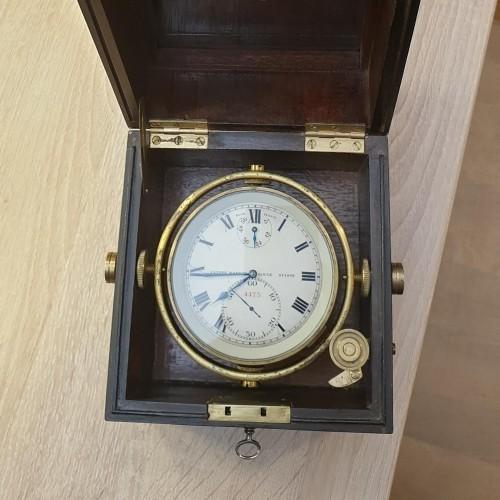 Other Grade Ulysse Nardin Earnshaw's spring detent chronometer 56 hours  Pocket Watch Image