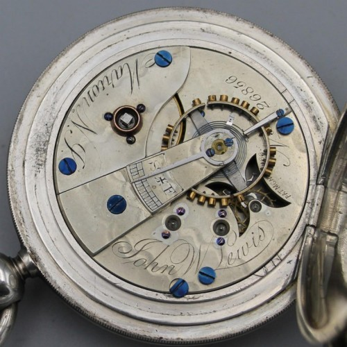 Image of U.S. Watch Co. (Marion, NJ) John W. Lewis #26856 Movement