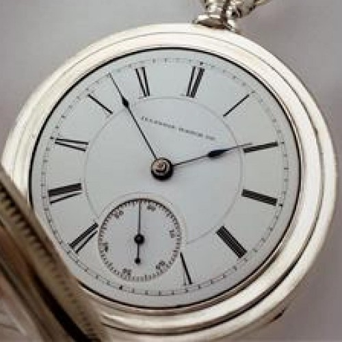 Illinois Grade 101 Pocket Watch Image
