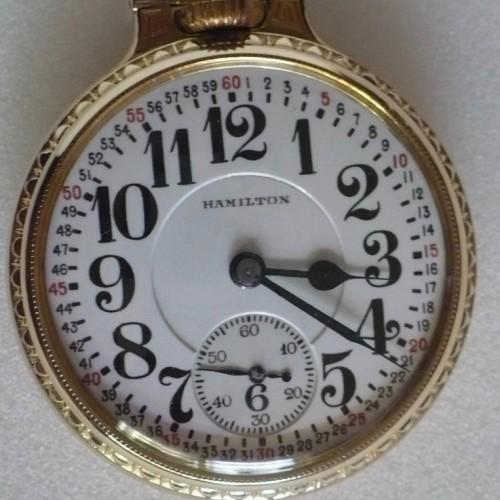 Image of Hamilton 950 #2504152 Dial