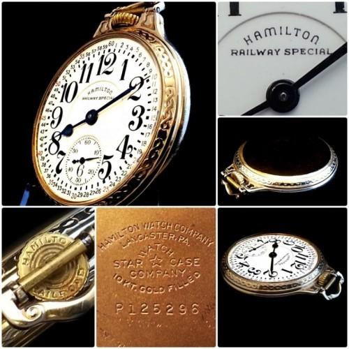 Image of Hamilton 992B #C108449 Case