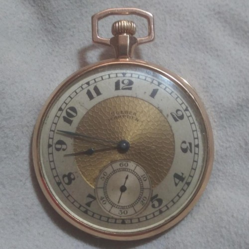 Image of Hampden Duquesne #3530896 Dial