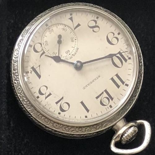Standard Watch Co. of Syracuse Grade  Pocket Watch Image