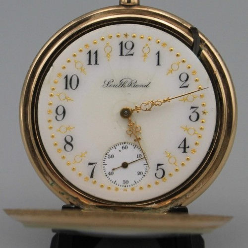South Bend Grade 281 Pocket Watch Image